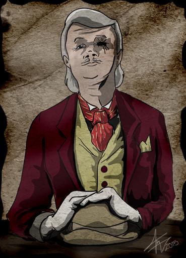 bruxeiros - Perfil - Dr Pierre